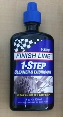 [チェーンオイル] FINISH LINE 1-STEP Cleaner & Lube