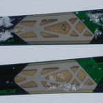2015スキー試乗記 NORDICA NRGY80