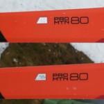 2017スキー試乗記 FISCHER PRO MTN 80