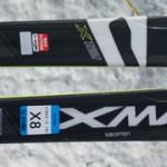 2017スキー試乗記 SALOMON X-MAX X12 (170)