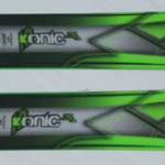 2017スキー試乗記 K2 KONIC 78Ti