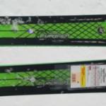 2017スキー試乗記 K2 SUPER CHARGER (2回目)