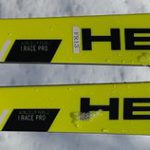 2019スキー試乗記  HEAD WC REBELS i.RACE PRO (165)