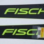 2021スキー試乗記 FISCHER RC4 W.C. SC (165)