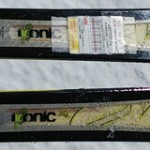 2016スキー試乗記 K2 iKonic 80 Ti
