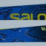 2015スキー試乗記 SALOMON X-RACE