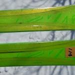 2016スキー試乗記 K2 PINNACLE 95