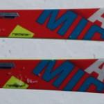2017スキー試乗記 ATOMIC REDSTER MX
