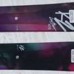 2017スキー試乗記 K2 LUV BOAT 105