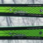 2017スキー試乗記 K2 SUPER CHARGER (3,4回目)
