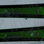 2017スキー試乗記 K2 SUPER CHARGER (1回目)