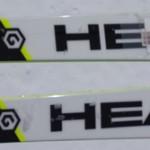 2017スキー試乗記 HEAD WC REBELS i.SL