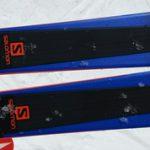 2018スキー試乗記 SALOMON XDR 88 TI