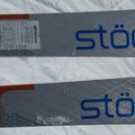 2018スキー試乗記 STOCKLI STORMRIDER 88