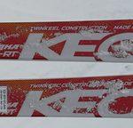 2019スキー試乗記  OGASAKA KS-RT (170) + FL585