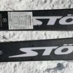 2019スキー試乗記  STOCKLI LASER CX (170)